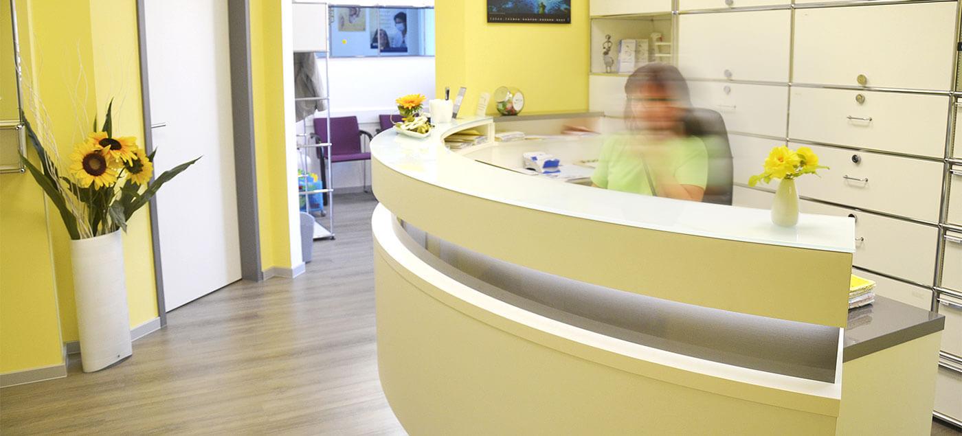 Foto zur Seite: Zahnarztpraxis Dr. Glückermann